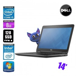 DELL LATITUDE E7440 CORE I5 4300U 1.9Ghz - GRADE C