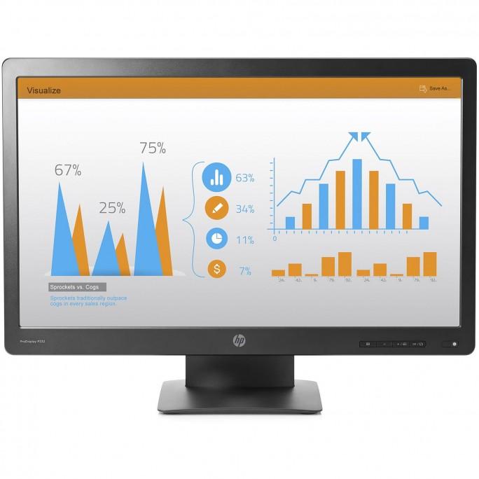 LCD HP PRODISPLAY P232