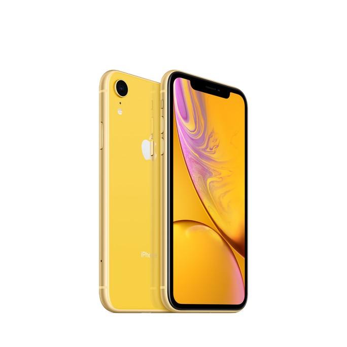 Apple iPhone Xr 64 Go Jaune