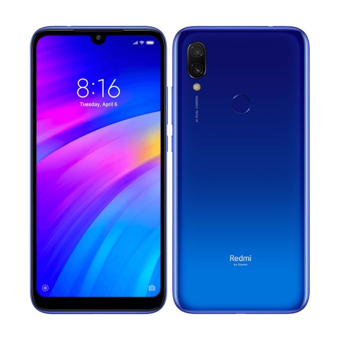 Xiaomi Redmi 7 Bleu