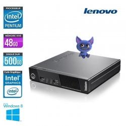 LENOVO THINKCENTRE TINY M53 PENTIUM J2900 2.41Ghz