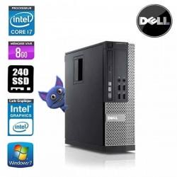 DELL OPTIPLEX 7010 SFF CORE I7 3770 3.4GHZ