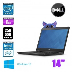 DELL LATITUDE E7470 CORE I5 6300U 2.4GHZ QWERTZ