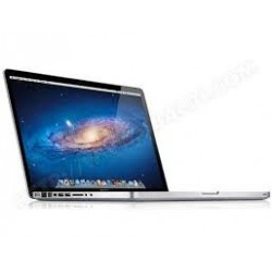 "Macbook Pro 15"" i7 2.2Ghz - RAM 8Go SSD 512Go - Azerty - Fin 2011"