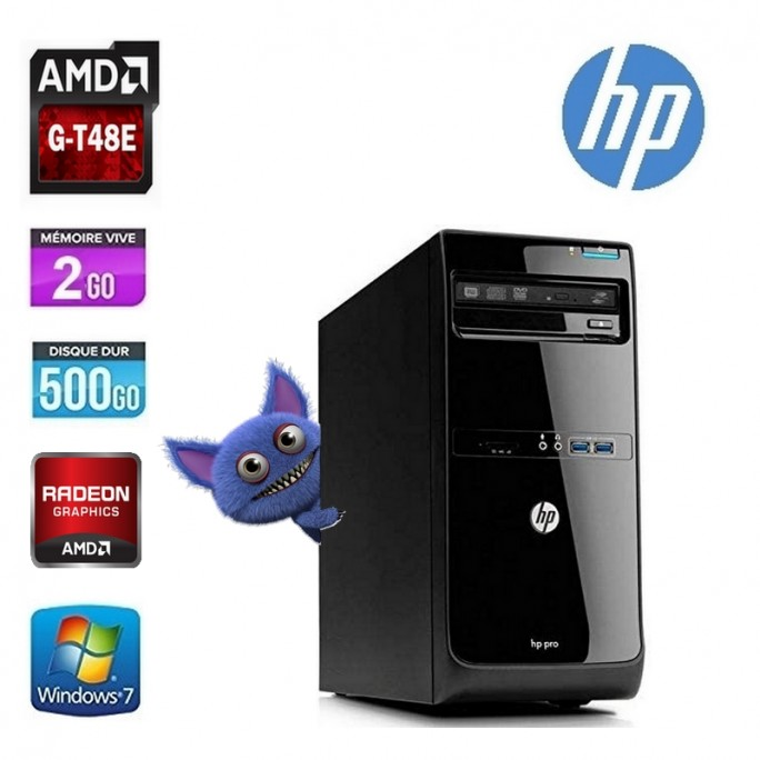 HP PRO 3405 SERIES
