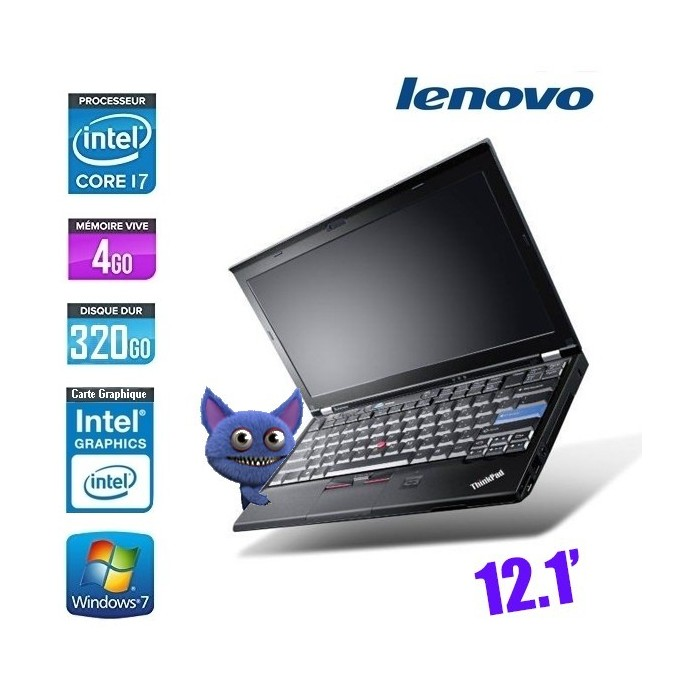 LENOVO THINKPAD X220 - CORE I7 2640M