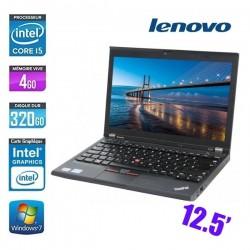 LENOVO THINKPAD X230 CORE I5 3320M 2.6GHZ