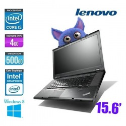LENOVO THINKPAD T530 CORE I5 3320 2.6GHZ