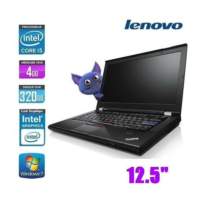 LENOVO THINKPAD X220 CORE I5 2520M 2.5GHZ
