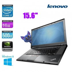 LENOVO THINKPAD W530 CORE I7