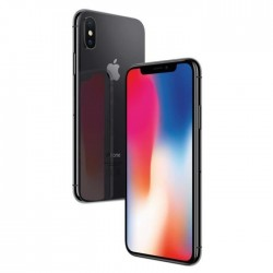 Apple iPhone X 64 Go Gris Sidéral Grade A