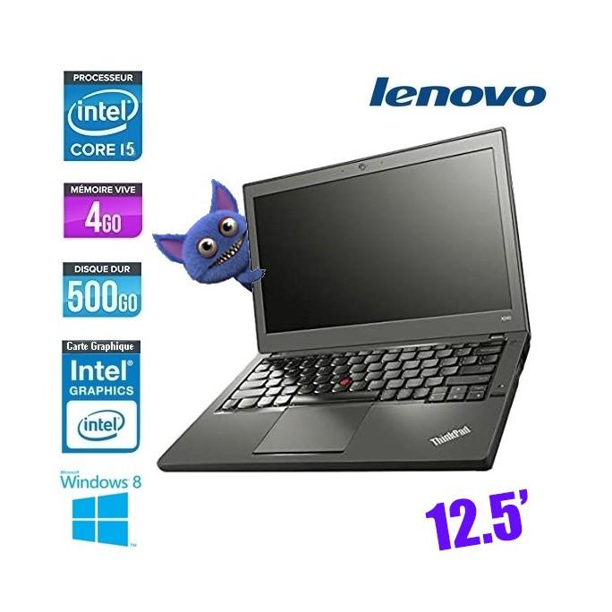 LENOVO THINKPAD X240 CORE I5