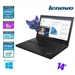 LENOVO THINKPAD T460 CORE I5 6300U 2.4Ghz