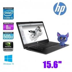 HP ZBOOK G3 15 CORE I5 6440HQ 2.6Ghz