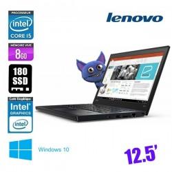 LENOVO THINKPAD X270 CORE I5 7300U - 2.6GHZ