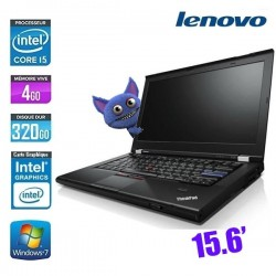 LENOVO THINKPAD T520 CORE I5 2520M 2.5 Ghz
