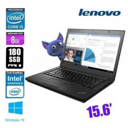LENOVO THINKPAD T560 CORE I5 6300U 2.4Ghz