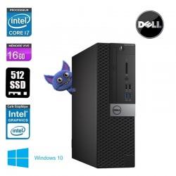 DELL OPTIPLEX 5050 SFF CORE I7 7700 - 3.6GHZ