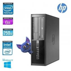 HP COMPAQ PRO 4300 SFF PENTIUM G645 2.9Ghz