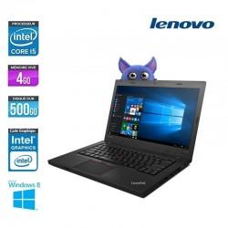 LENOVO THINKPAD L460 CORE I5 6300U 2.4Ghz