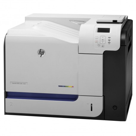HP laserjet color M551