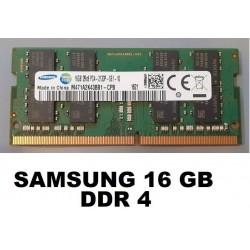 BARETTE DE RAM SAMSUNG 16GB DDR4 2Rx8 Pc4-2133P-Se1-10