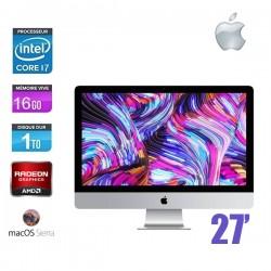 APPLE IMAC 27 INTEL CORE I7 4.0Ghz