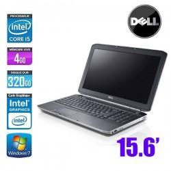 DELL LATITUDE E5520 CORE I5 2520M 2.5Ghz
