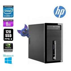 HP PRODESK 490 G2 MT CORE I7 4790 3.6GHZ