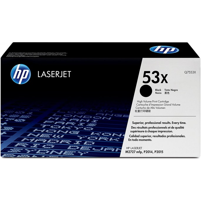 HP TONER Q7553X
