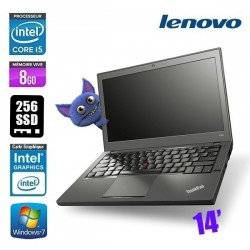 LENOVO THINKPAD T450 CORE I5 5300U 2.3Ghz