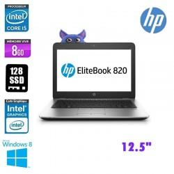 HP ELITEBOOK 820 G3 CORE I5 6300U 2.4Ghz