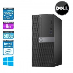 DELL OPTIPLEX 7040 MT CORE I7 6700 3.4Ghz
