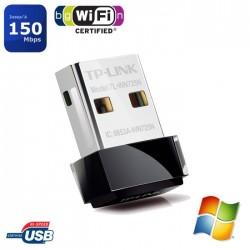 ADAPT. NANO USB SANS FIL 150MBPS TL-WN725N TP LINK