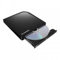 LENOVO Slim USB Portable DVD Burner