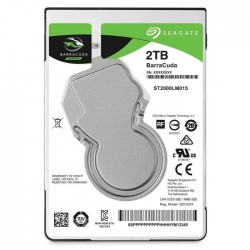 SEAGATE Barracuda 2 To HDD 2.5""