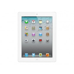 "Apple iPad 2 blanc 9,7"" LED 16 Go WiFi"
