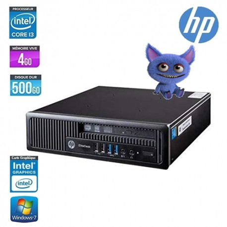 HP ELITEDESK 800 G1 core i3
