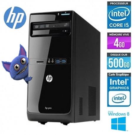 HP PRO 3500 INTEL CORE I5