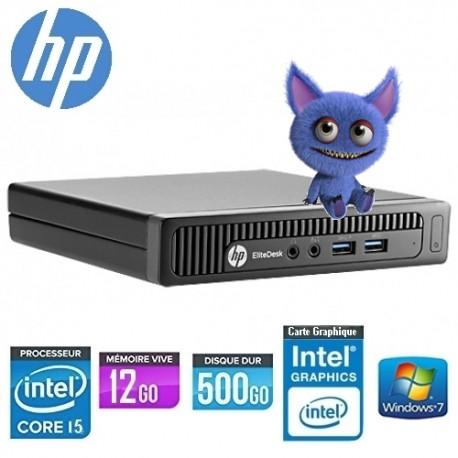 HP ELITEDESK 800 G1 core i5